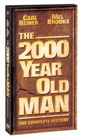 The 2000 Year Old Man: The Complete History