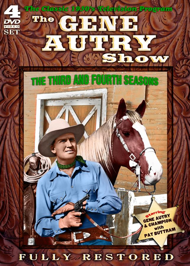 The Gene Autry Show: Seasons Three And Four