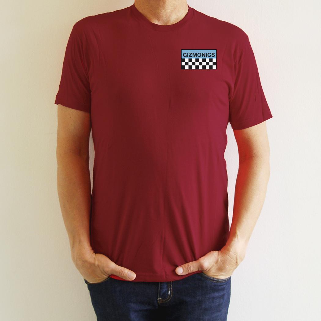 MST3K Red Gizmonic Jumpsuit T-Shirt main image