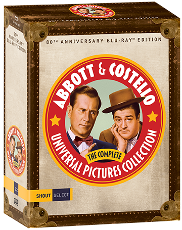 Abbott & Costello: The Complete Universal Pictures Collection [80th Anniversary Edition]