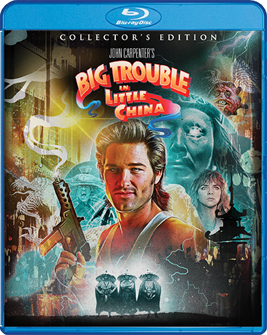 Big Trouble In Little China [Collector's Edition]