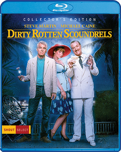 Dirty Rotten Scoundrels [Collector's Edition]