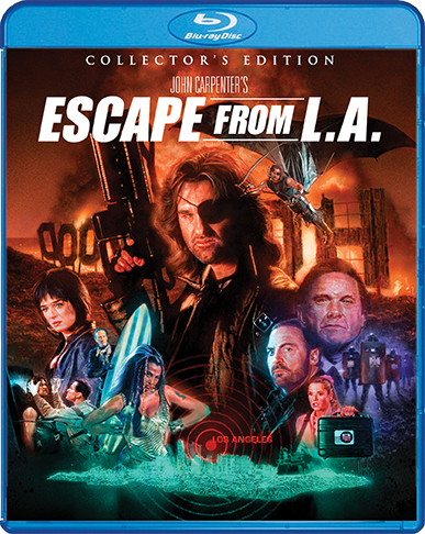 Escape From L.A. [Collector's Edition]