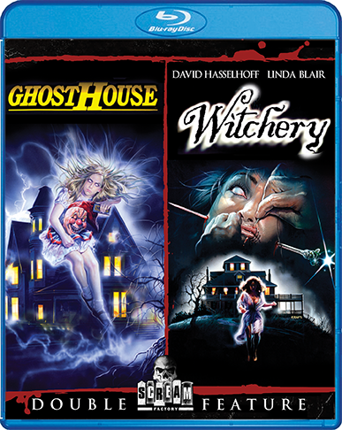Ghosthouse / Witchery [Double Feature]