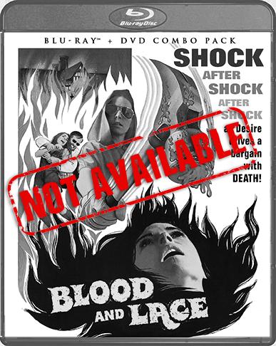 BloodAndLaceOOP