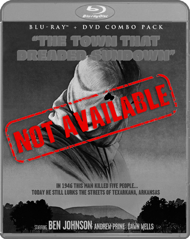 The Town That Dreaded Sundown [with The Evictors on DVD] (SOLD OUT)