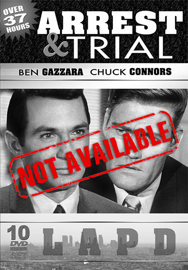 Product_Not_Available_Arrest_And_Trial_Complete_Series