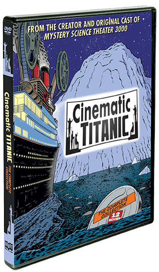 Cinematic Titanic: The Complete Collection product image