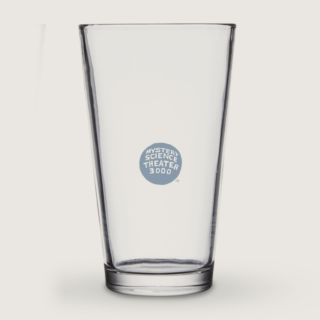 I Wonder If There's Beer On The Sun (Pint Glass) thumbnail