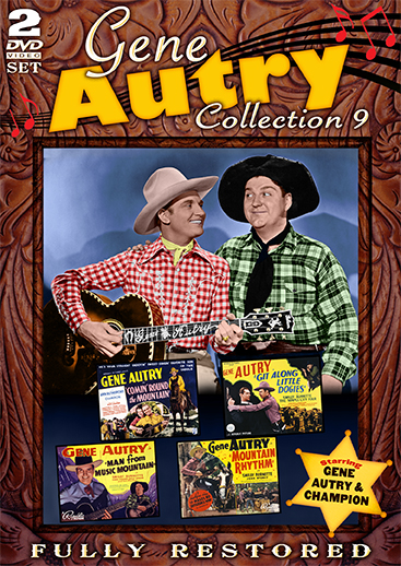 Gene Autry Collection 9