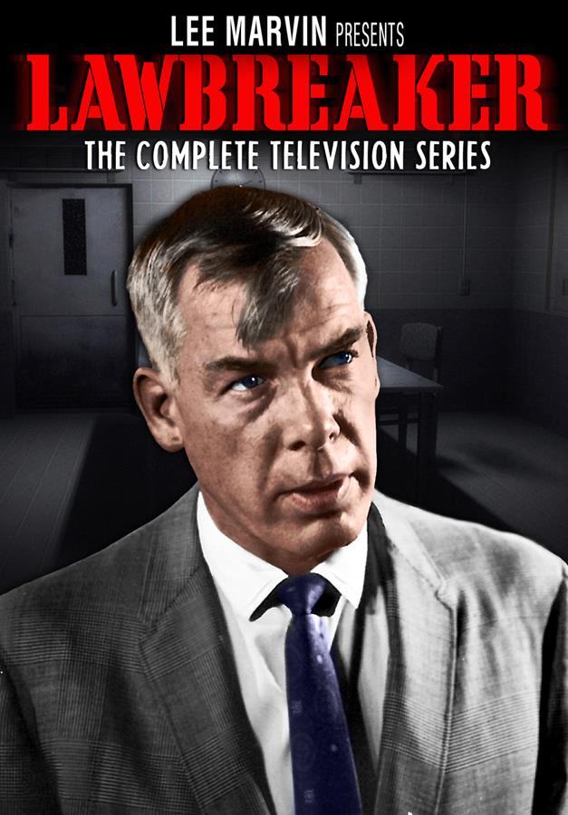 Lee Marvin Presents Lawbreaker: The Complete Series (SOLD OUT)
