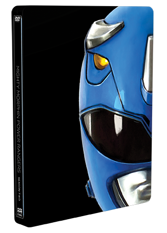 Mighty Morphin Power Rangers: Season Two [Limited Edition Steelbook]