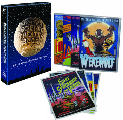 MST3K: 20th Anniversary Edition [Standard Edition] product image