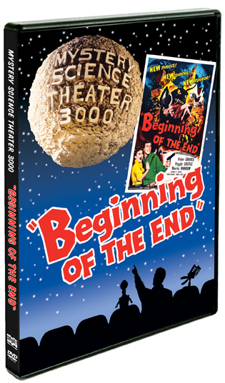 MST3K: Beginning Of The End product image