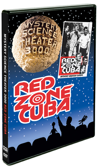 MST3K: Red Zone Cuba product image