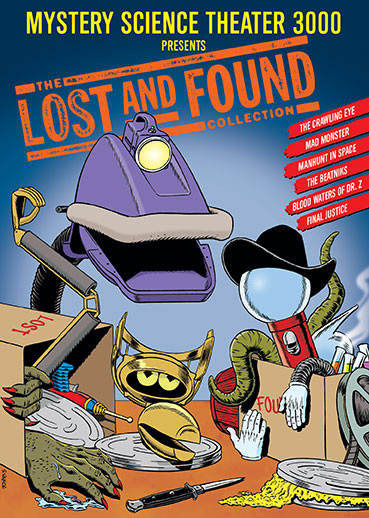 MST3K: The Lost And Found Collection product image