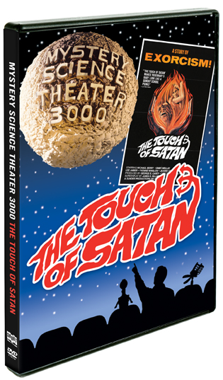 MST3K: The Touch Of Satan product image
