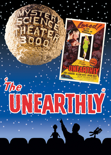 MST3K: The Unearthly product image