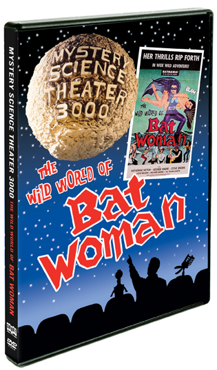 MST3K: The Wild World Of Batwoman product image