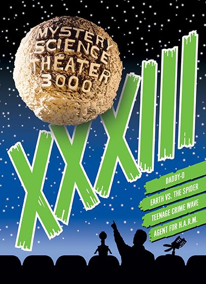 MST3K: Volume XXXIII product image