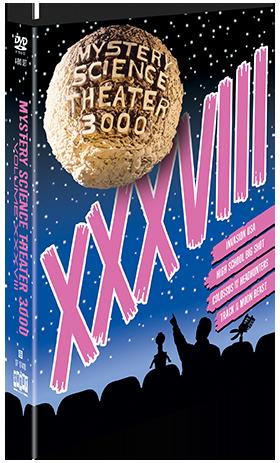 MST3K: Volume XXXIX product image