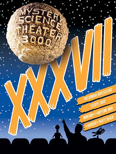 MST3K: Volume XXXVII + Exclusive Bonus Disc product image