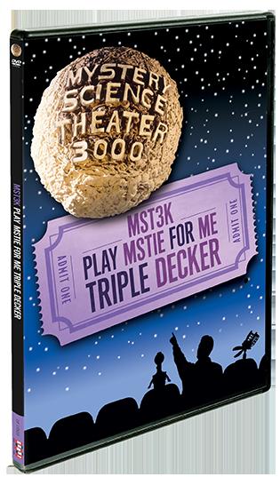 MST3K: Volume XXXVIII + Exclusive Bonus Disc product image