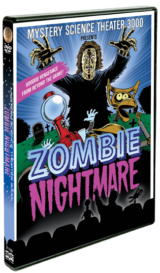 MST3K: Zombie Nightmare product image