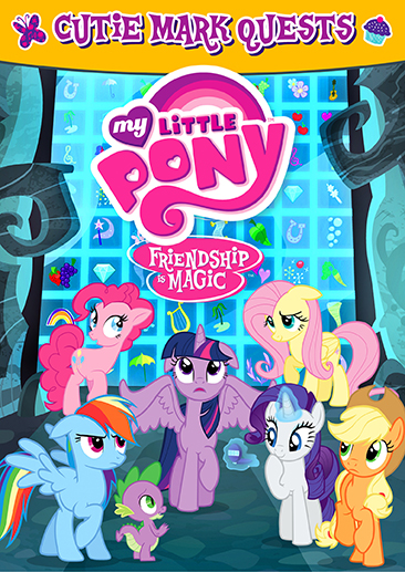 My Little Pony Friendship Is Magic: Cutie Mark Quests