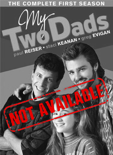 My Two Dads: Season One (SOLD OUT)