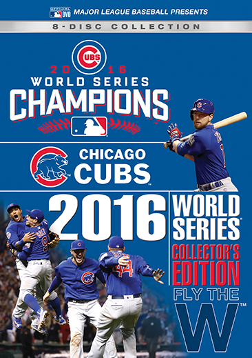 2016 World Series Collector's Edition: Chicago Cubs