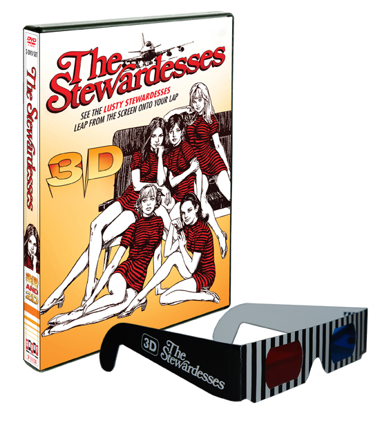 The Stewardesses (3D) [40th Anniversary Deluxe Edition]
