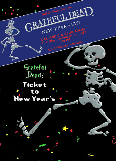 Ticket To New Year's