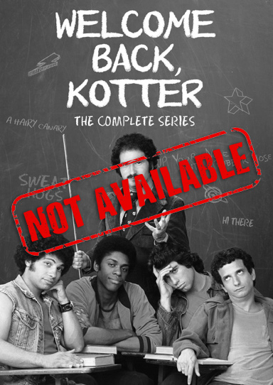Product_Not_Available_Welcome_Back_Kotter_Complete_Series