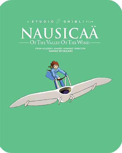 Nausicaä Of The Valley Of The Wind [Limited Edition Steelbook]