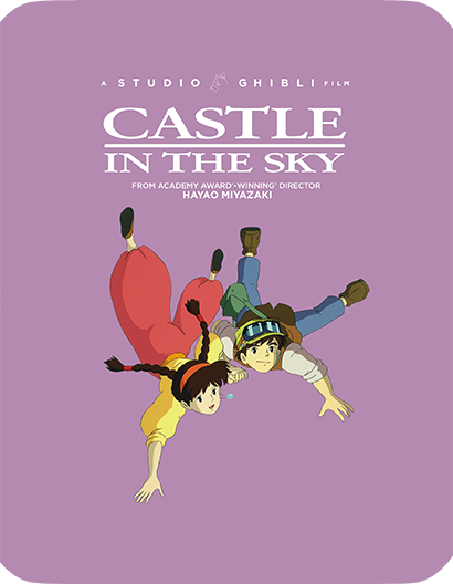 Castle In The Sky [Limited Edition Steelbook]