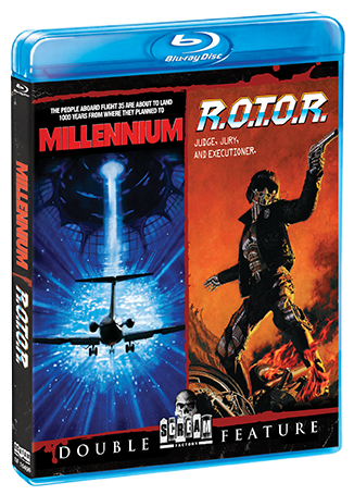 Millennium / R.O.T.O.R. [Double Feature]