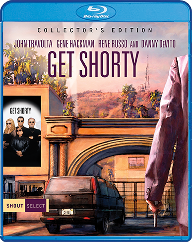Get Shorty [Collector's Edition] + Exclusive Poster