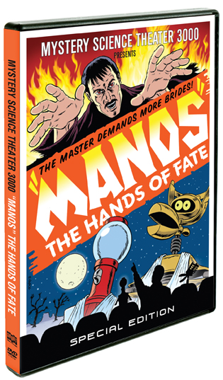 MST3K: Manos: The Hands Of Fate [Special Edition] product image