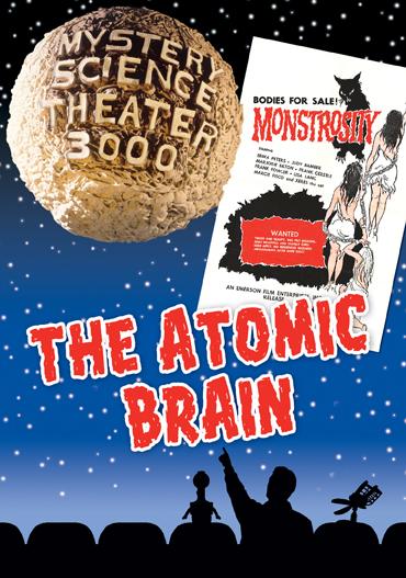 MST3K: The Atomic Brain product image