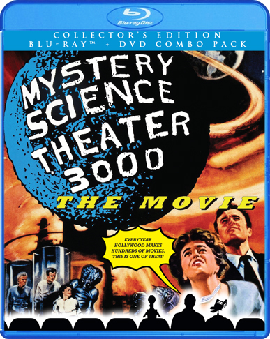 Mystery Science Theater 3000: The Movie product image