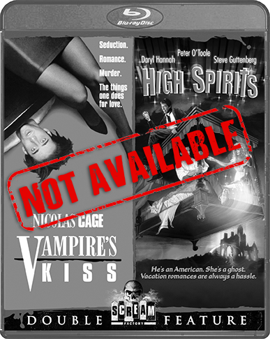 Vampire's Kiss / High Spirits [Double Feature] (SOLD OUT)