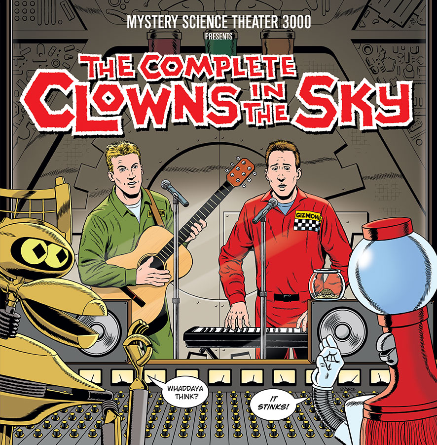 MST3K: The Complete Clowns In The Sky (Limited Edition 2-CD Set) product image