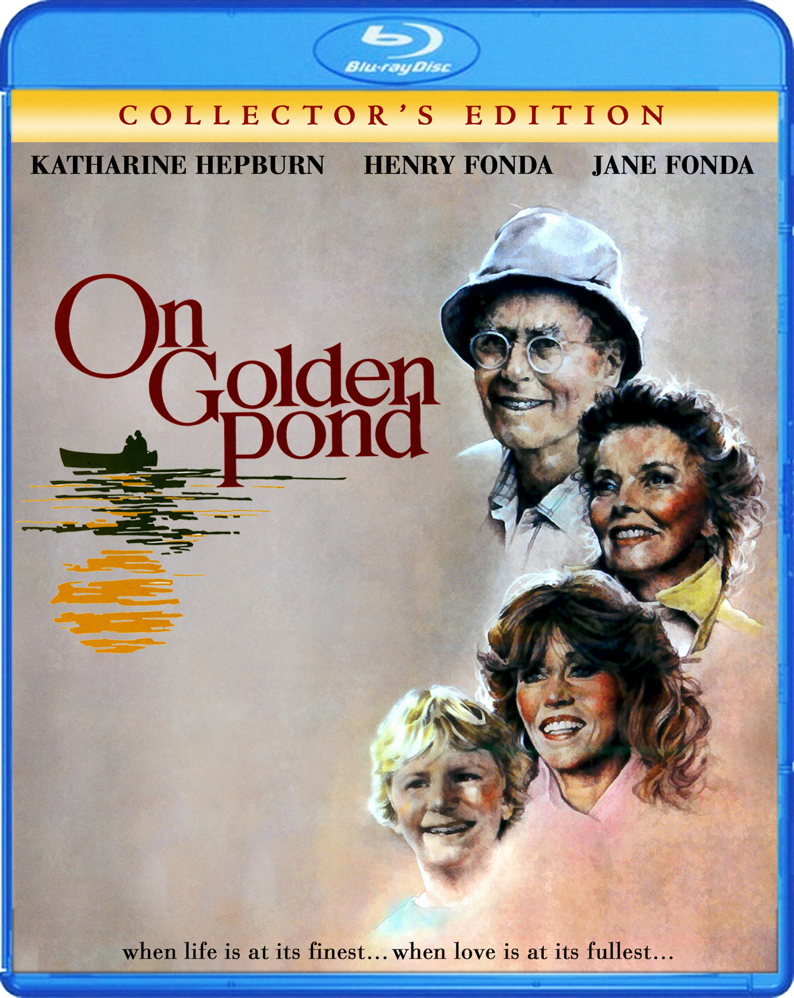 norman and billys unlikely friendship in the movie on golden pond The director of this inspiring movie was mark rydell on golden pond looks like the ideal place for your golden years  norman: is that what you heard billy ray.