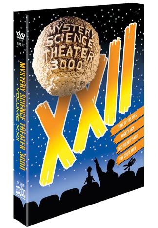 MST3K: Volume XXII product image