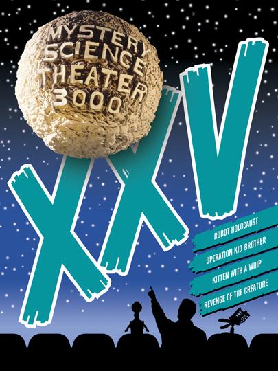 MST3K: Volume XXV product image