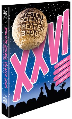 MST3K: Volume XXVI product image