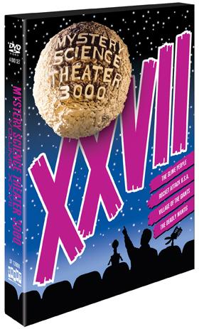 MST3K: Volume XXVII product image