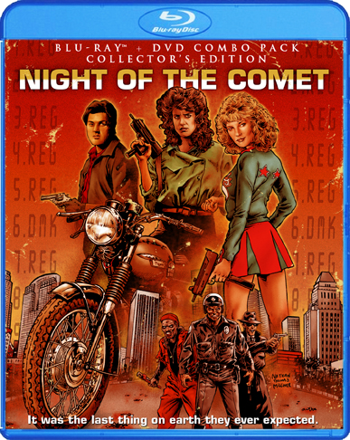 Night Of The Comet [Collector's Edition]