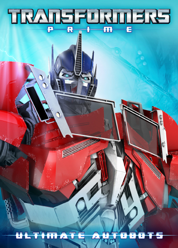 transformers prime ultimate autobots dvd shout factory